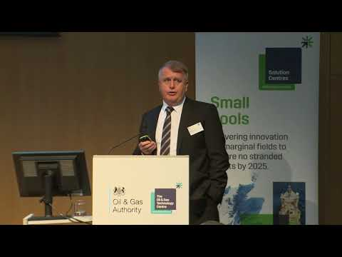 OGA OGTC Technology Forum - Standalone Solutions (Hubs and Clusters) - 2