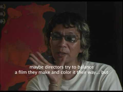 Interview w/ Takashi Miike + Making of Gozu