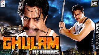 Ghulam Returns  Dubbed Hindi Movies 2016 Full Movie HD L ArjunRambha Sharad Saxena