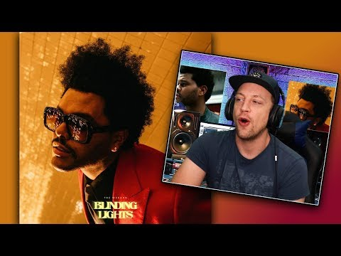The Weeknd - Blinding Lights TRACK REACTION / REVIEW!