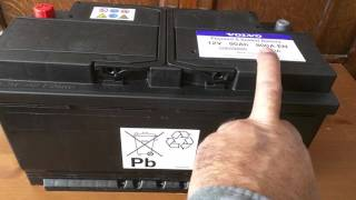 A Simple Car Battery Buying Guide