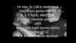 Beyonce - Drunk in love ft Jay Z -  (lyrics/ letras) español