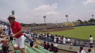 夏の高校野球群馬県大会決勝育英高校サヨナラ