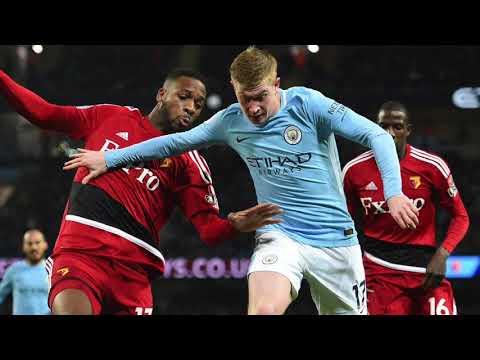 Manchester City sin problemas ante Watford en Premier League