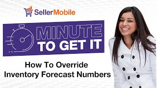 How to Override Inventory Forecast Predictions