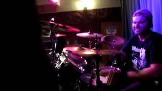 STRUNG OUT - Drum Cam - Crossroads   Lancaster CA 10/06/18