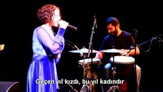 Aynur Doğan & Cemil Qoçgiri Ensemble - Berlin - Dera Sorê - Türkçe Altyazılı
