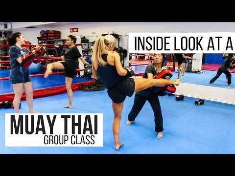 What to Expect at a Muay Thai Class | Keltie O'Connor