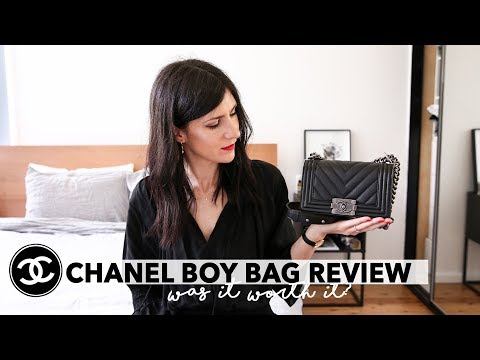 Chanel Boy Bag Review – Is it worth it?! | Mademoiselle