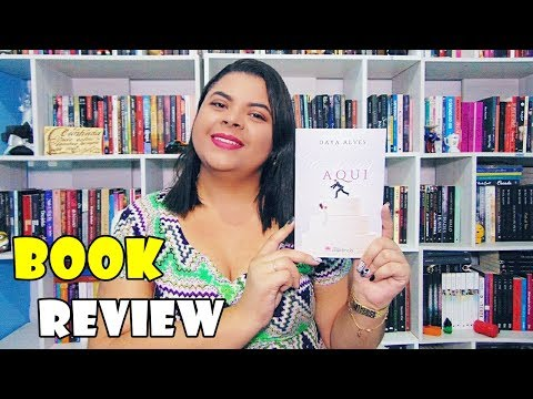 ESTAREI AQUI | Book Review | Estante da Suh