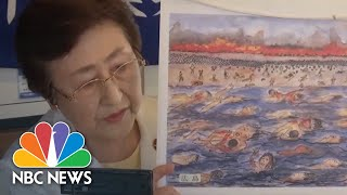 She Survived Hiroshima's Atomic Bomb. Now She Fears Her Story May Be Forgotten | NBC News NOW