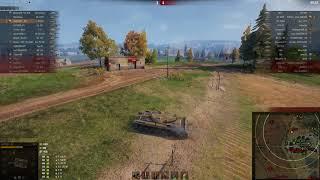 Т-100 ЛТ, Л. Зигфрида, Штурм