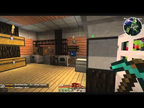 mTech - Property Tour - Minecraft