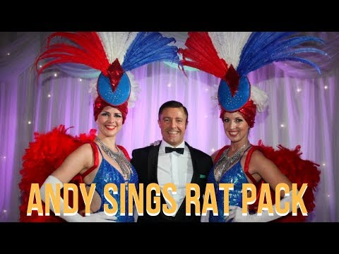 A Tribute to the Rat Pack Video