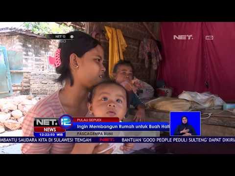 Korban Gempa Palu Sigi Donggala Bangkit Dari Keterpurukan   NET12