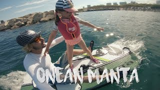 Onean Manta SUP Jetboard Review