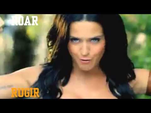 Katy Perry - ROAR OFFICIAL VIDEO [Subtitulado al Español + Lyrics]