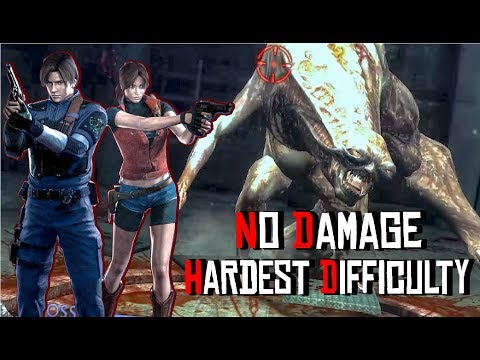Download Resident Evil 2 Darkside Chronicles 60 No Dmg Hard
