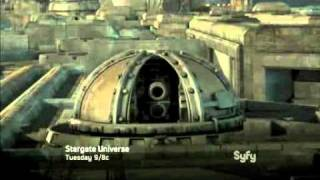Vidéo promo by Syfy (VO)