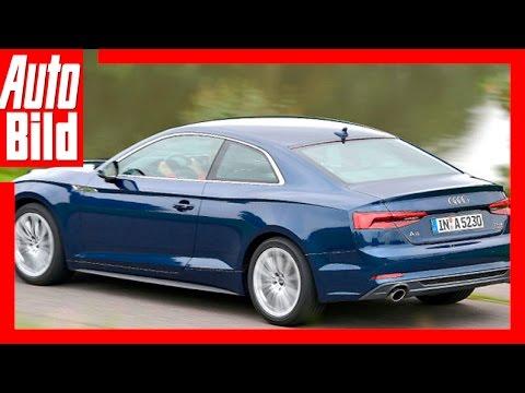 Kommentar Audi A5 Coupé (2016) Joachim Staat - Die Runde auf der Reeperbahn Hamburg