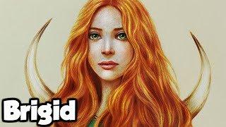 Brigid: The Goddess Of Inspiration, Healing & Smithcraft - (Celtic/Irish Mythology Explained)