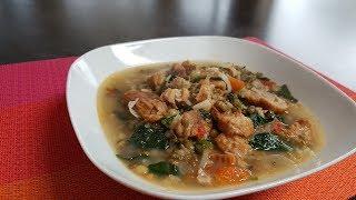 Delicious Munggo beans with Bagnet Recipe
