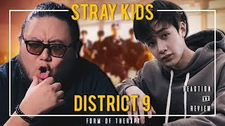 """Producer Reacts To Stray Kids """"District 9"""""""