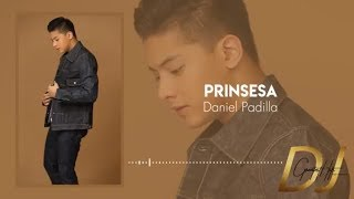 Daniel Padilla - Prinsesa (Official Lyric Video) | DJ Greatest Hits