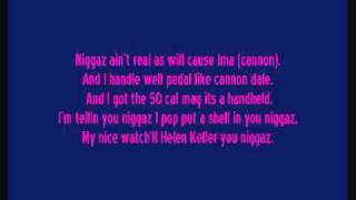 Lil Wayne - Cannon LYRICS