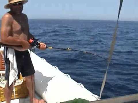 La riparazione di pesi di equilibrio per pescare di video