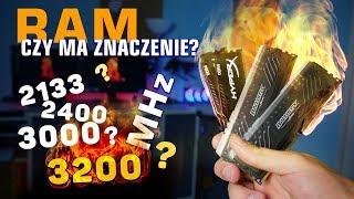 Jaka Pamięć RAM Jest Najlepsza? Czy RAM Jest Ważny W Grach?
