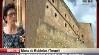 preview picture of video 'Castillo de Mora de Rubielos'