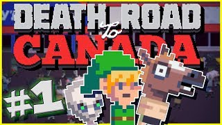 DEATH ROAD TO CANADA - The RUN of the AGES! (Full Run)