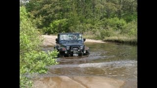 Jeep Only Club @ Tamiami trails