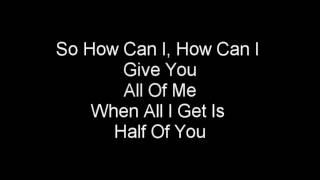 Varsity - All of Me(Lyrics)