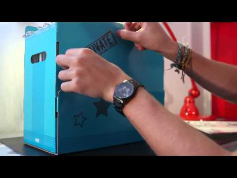 ELBA Ordnungsbox für Hängeregistraturen
