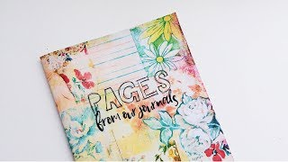 Pages From Our Journals | A Printable Zine | January
