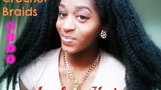 Crochet Braids | With Marley Hair ♥