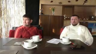 Беседа за чашкой чая с Грудевым Михаилом.