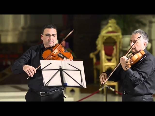 Ramin Bahrami e Gli Archi Ensemble