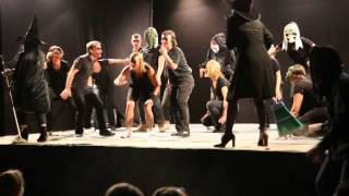 preview picture of video 'Fête du CSO 2014 à ORSAY'