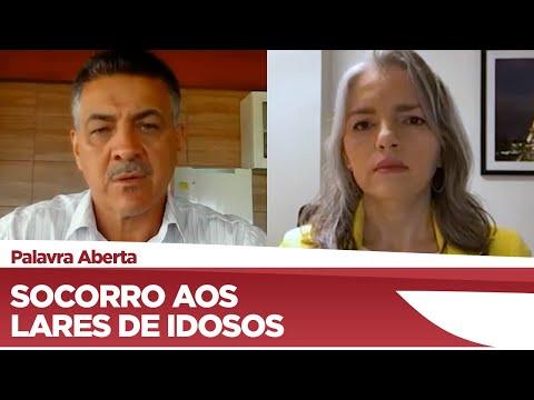Emidinho Madeira pede socorro para lares de idosos -17/03/21