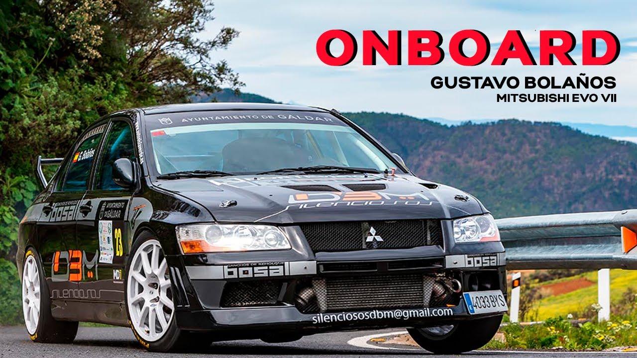 ONBOARD Gustavo Bolaños | 25º Subida de Juncalillo 2021
