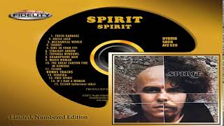 Spirit - Spirit.(Hybrid SACD ltd) Full Album HQ