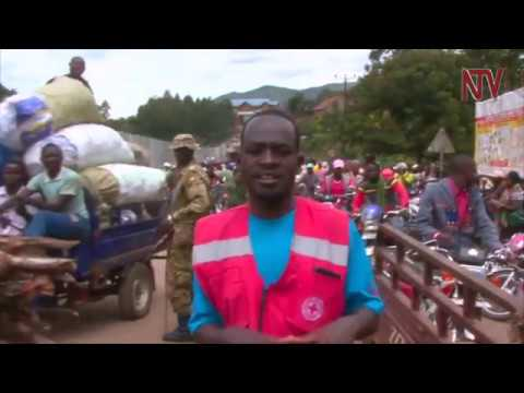 OKWERINDA EBOLA: Eby'okukebera abava e Congo byongeddwamu amaanyi