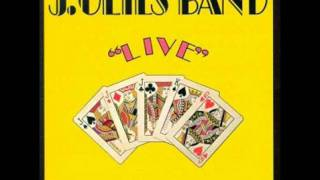 J. Geils - Full House Live - Homework