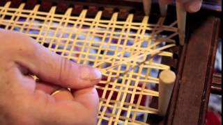 Chris Hubbard: Chair Caning