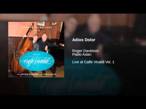 Adios Dolor online metal music video by ROGER DAVIDSON