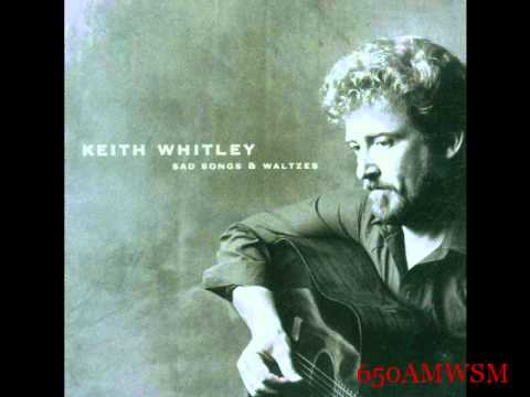 Keith Whitley Dance With Me Molly Chords