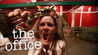 Pam is Banned from Chili's - The Office US